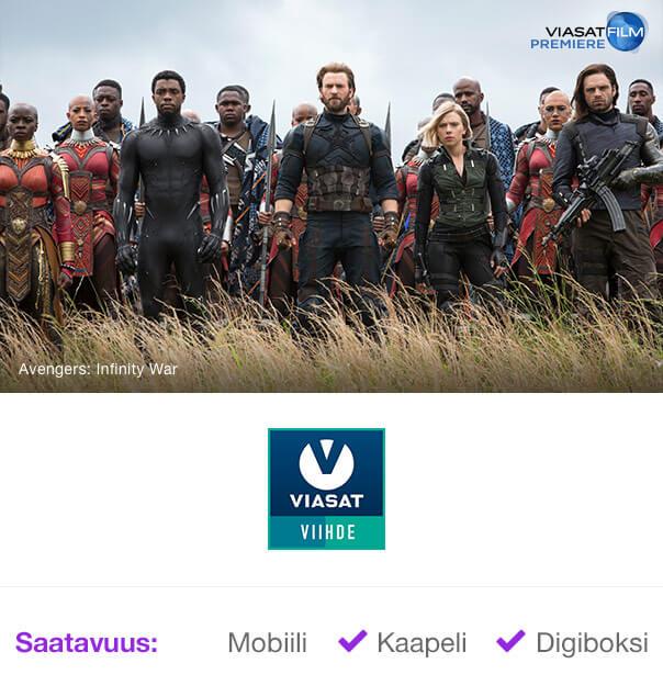 Viasat Viihde