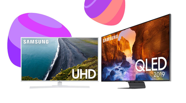 Samsung-televisiot