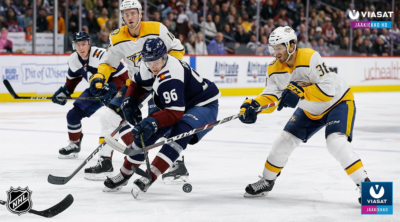 NHL – Viasat Jääkiekko
