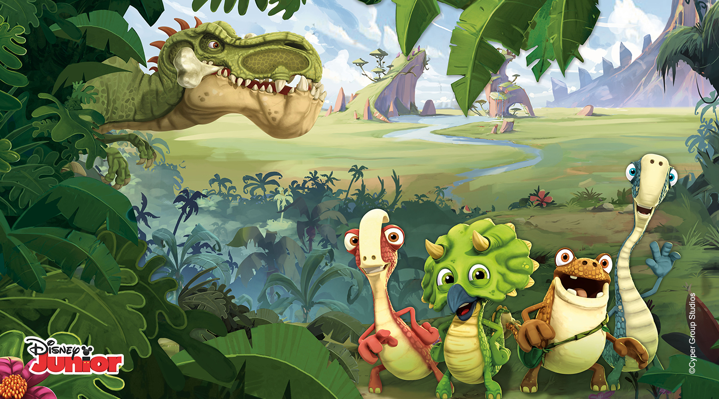 Disney Junior – Gigantosaurus
