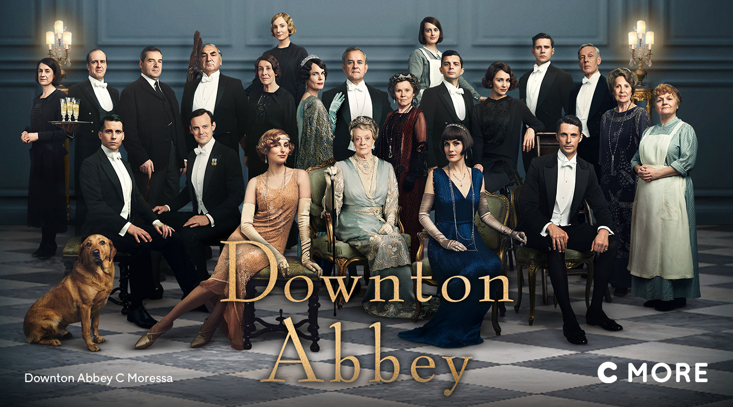 Downton Abbey C Moressa