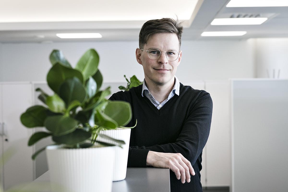 FiCom ry, lakimies Jussi Mäkinen