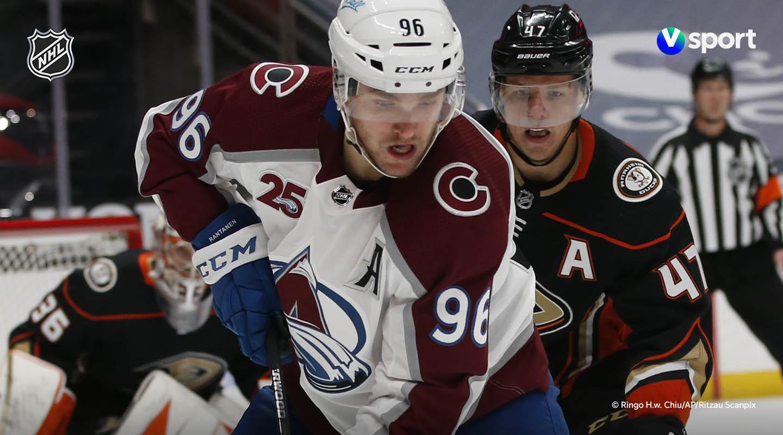 NHL-ottelut V sport -kanavilla