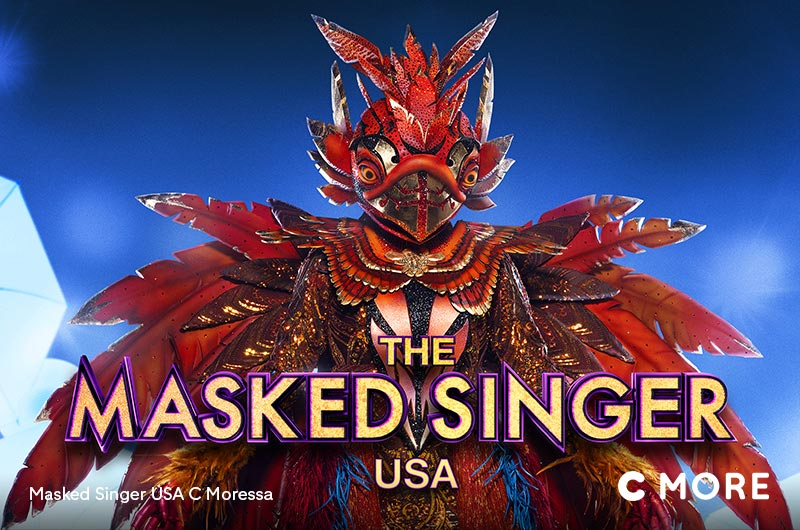 The Maked Singer USA C Moressa