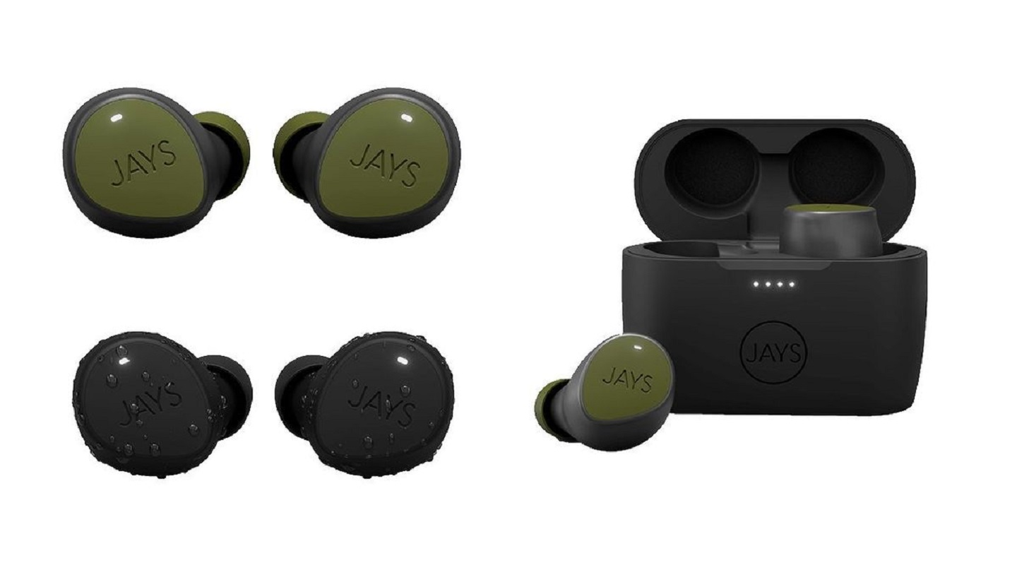 Jays M-Seven True Wireless -bluetooth-kuulokkeet