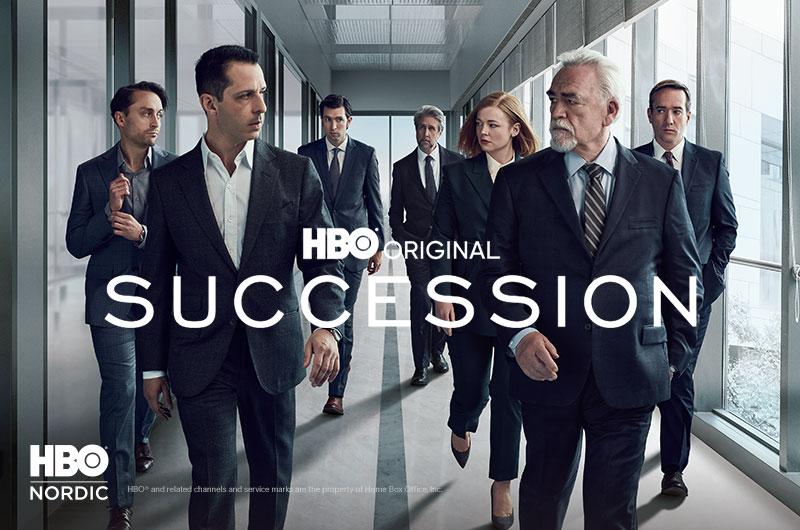 Succession HBO Nordicilla