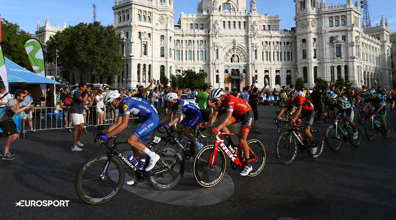 Eurosport Pyöräily: Espanjan ympäriajo