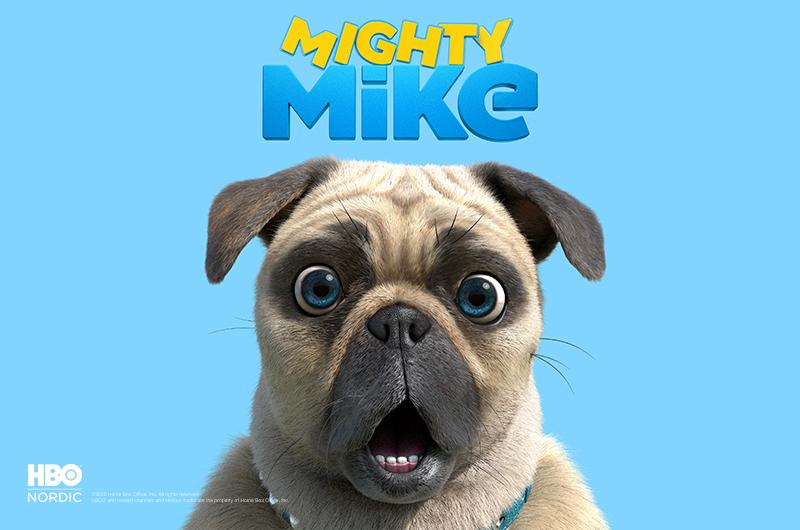 Mighty Mike HBO Nordicilla