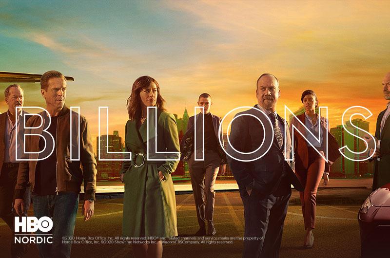 Billions HBO Nordicilla