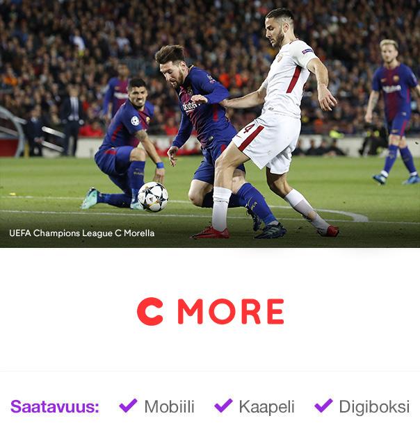 C More Sport - Mestarien liiga