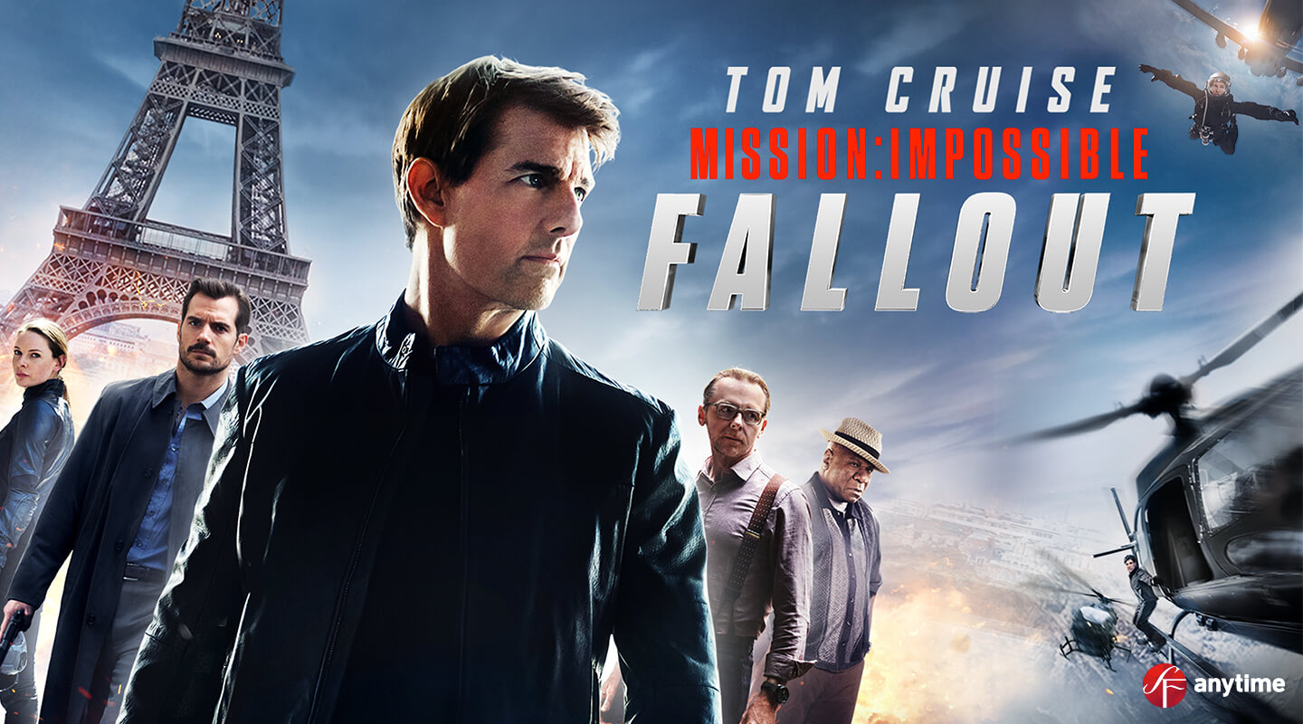 Vuokraamo - Mission: Impossible - Fallout