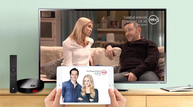 Telia TV – Tallennuspalvelu