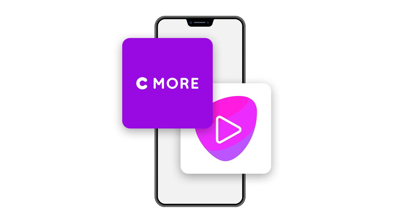 C More -suoratoistopalvelun käyttöönotto
