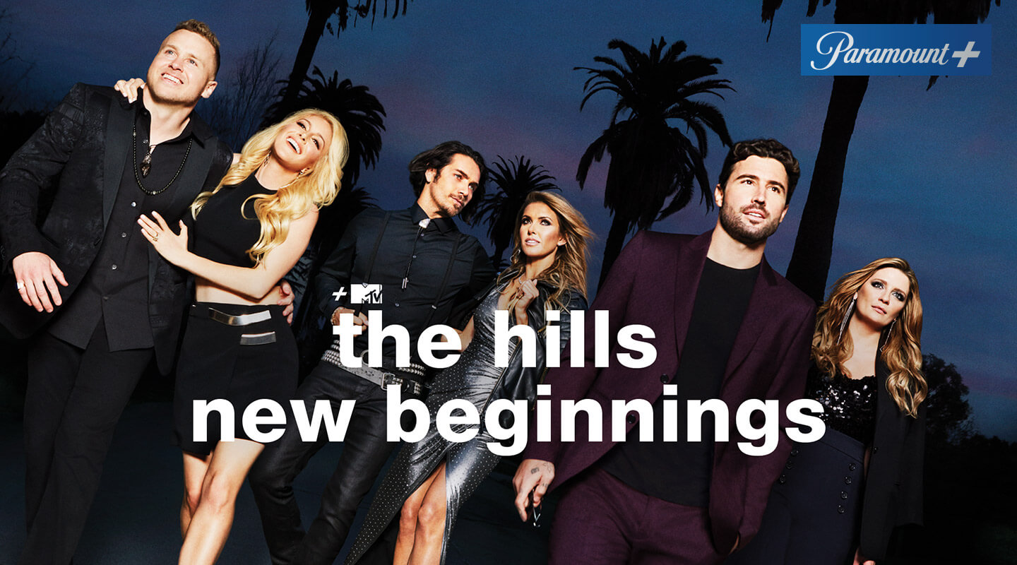 The Hills: New Beginnings – Paramount+