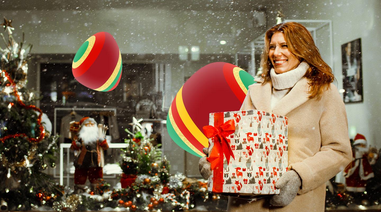 Osta joululahjat tarjouksesta