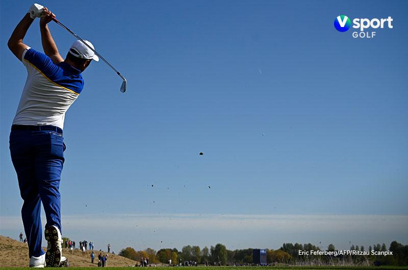 Ryder Cup V sport golf -kanavalla