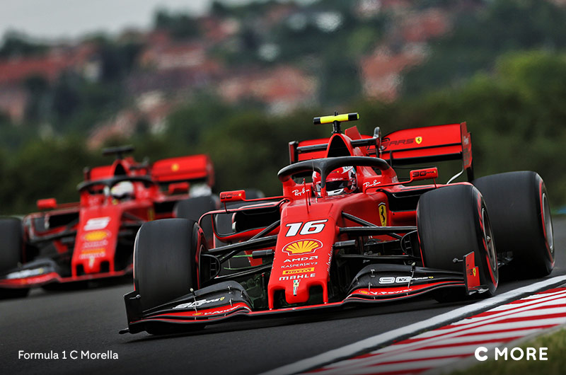 Formula 1 C Morella
