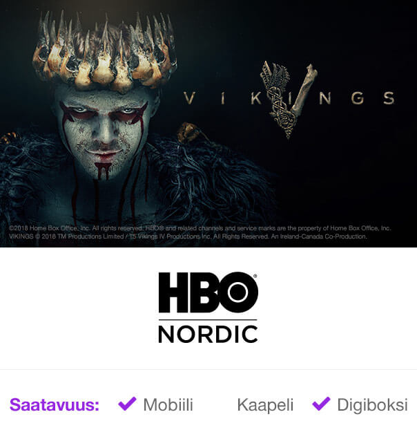 HBO Vikings