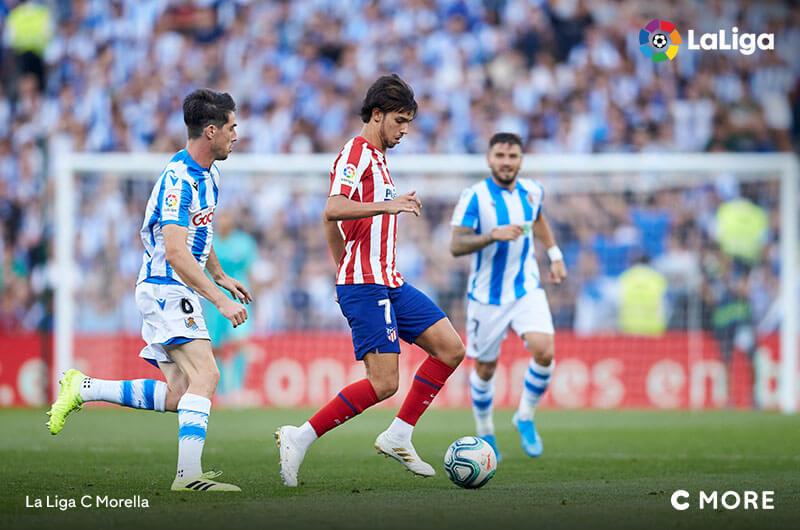 La Liga, C More Sport