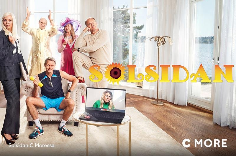 Solsidan C Moressa