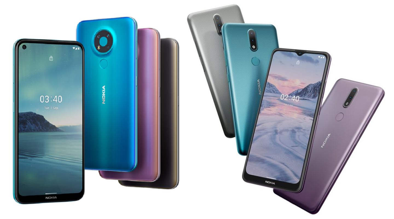 Nokian uutuuspuhelimet vertailussa