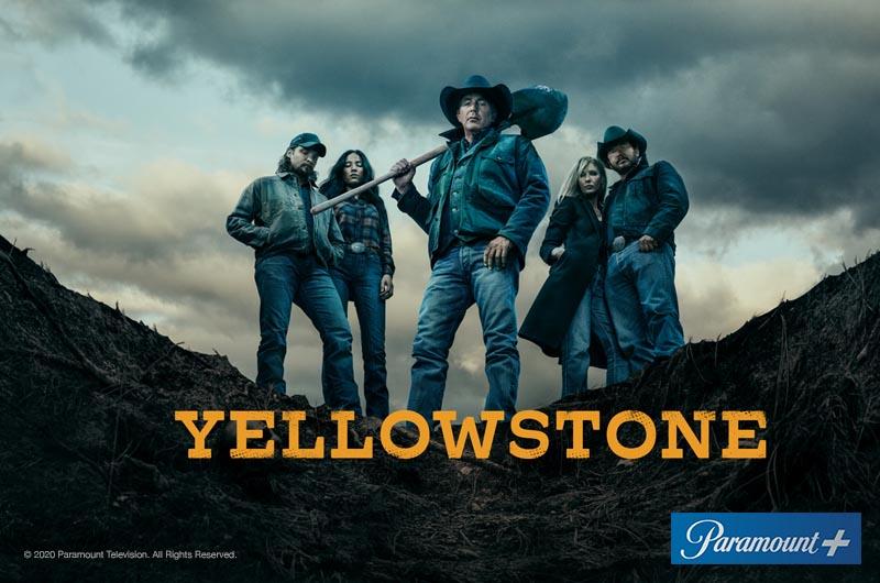 Yellowstone S3