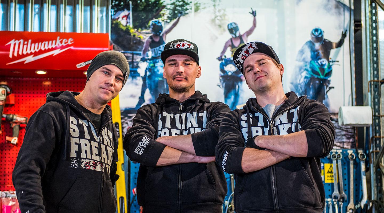 StuntFreaks Team