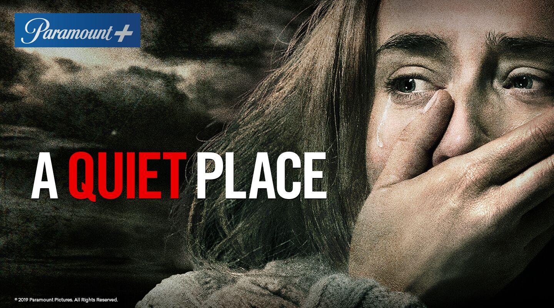 Uutuuselokuvia – A Quiet Place