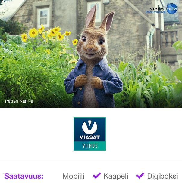 Viasat Viihde - Petteri Kaniini