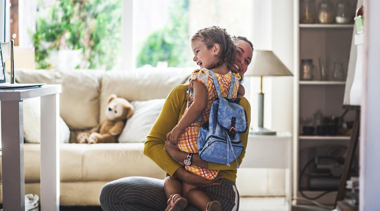 Liittymä lapselle