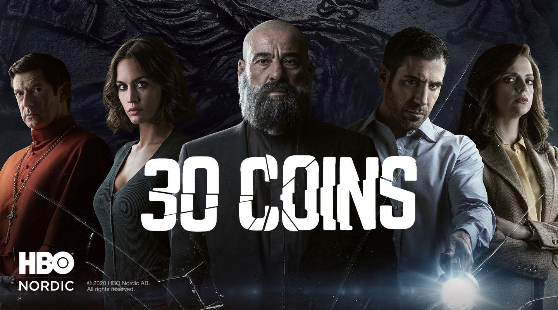 30 Coins HBO Nordicilla