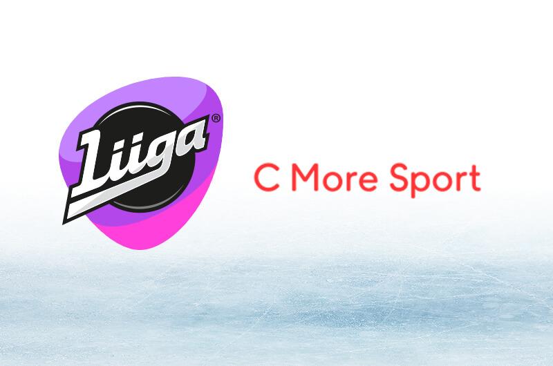 Liiga-passi + C More Sport