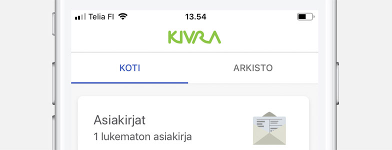Kivra-palvelu