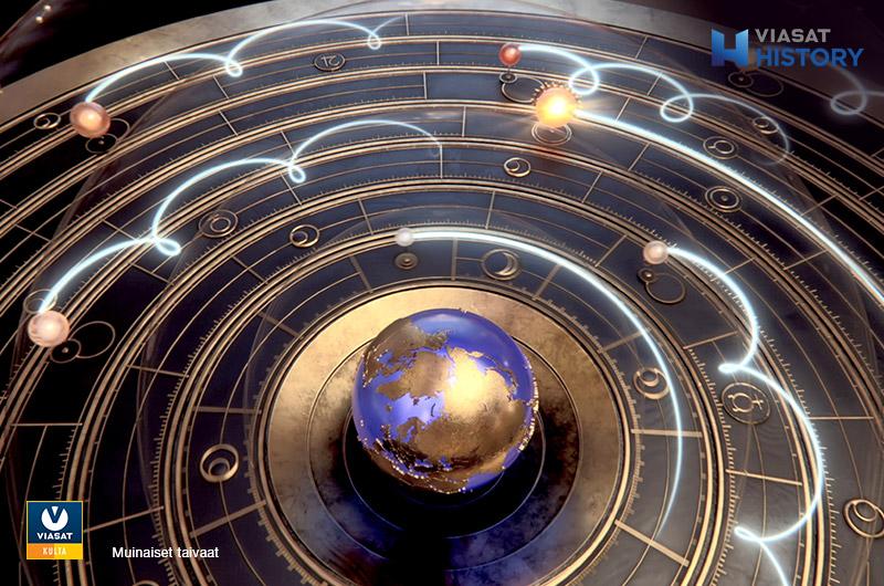 Viasat History: Muinaiset taivaat