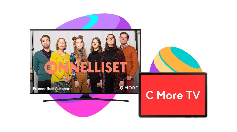 C More TV