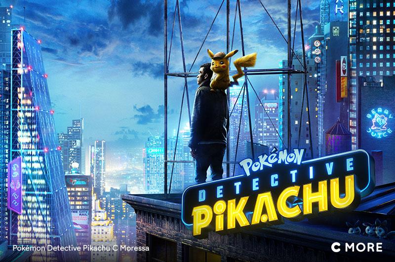 Pokémon Detective Pikachu C Moressa