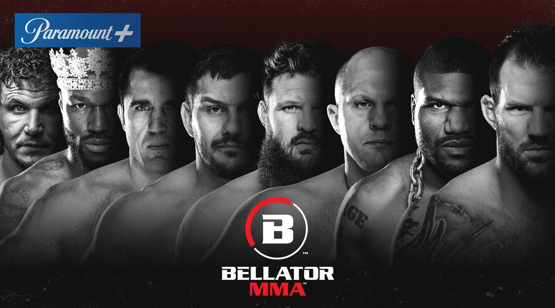 Taistelulajien Bellator MMA