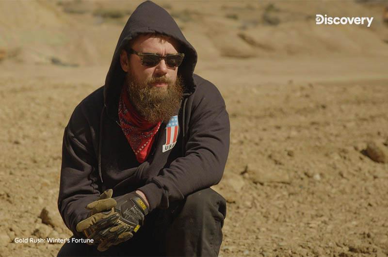 Gold Rush: Winter's Fortune Discovery Channelilla
