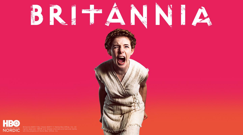 Britannia HBO Nordicilla
