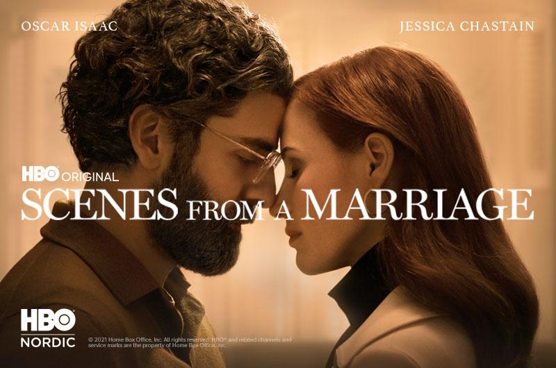 Scenes from a Marriage HBO Nordicilla