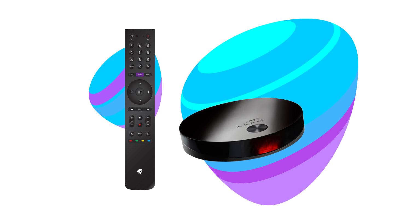 Telia TV UHD-digiboksi
