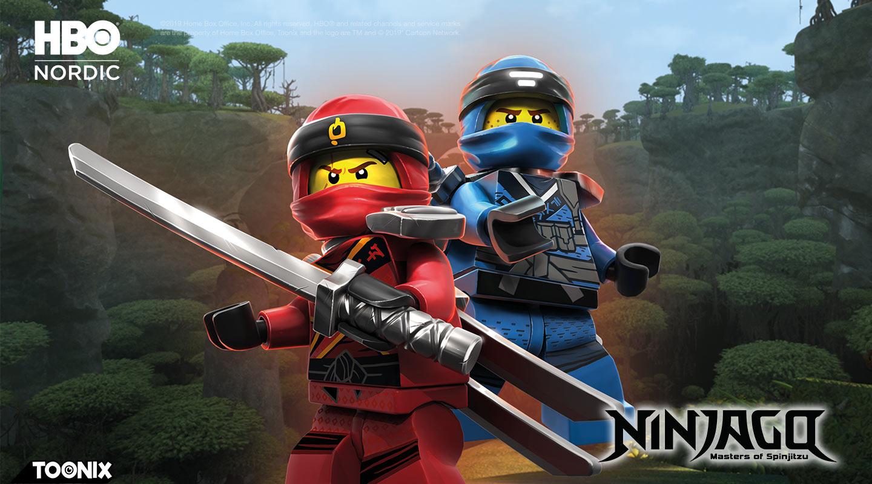 HBO Toonix – Ninjago