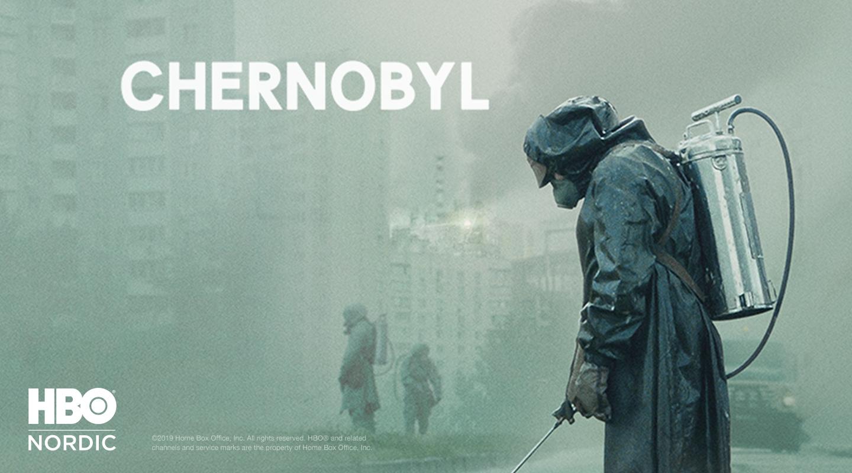 Chernobyl HBO Nordic