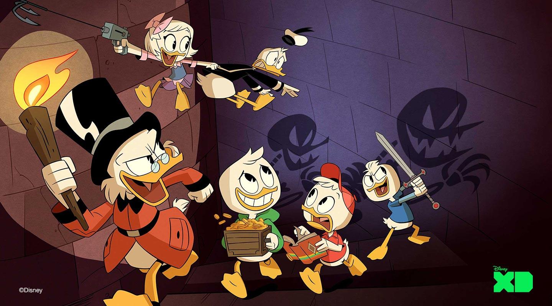 Lasten paketti DuckTales