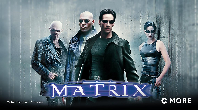 Matrix-trilogia C Moressa