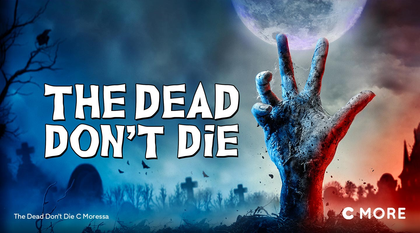 The Dead Don´t Die C Moressa