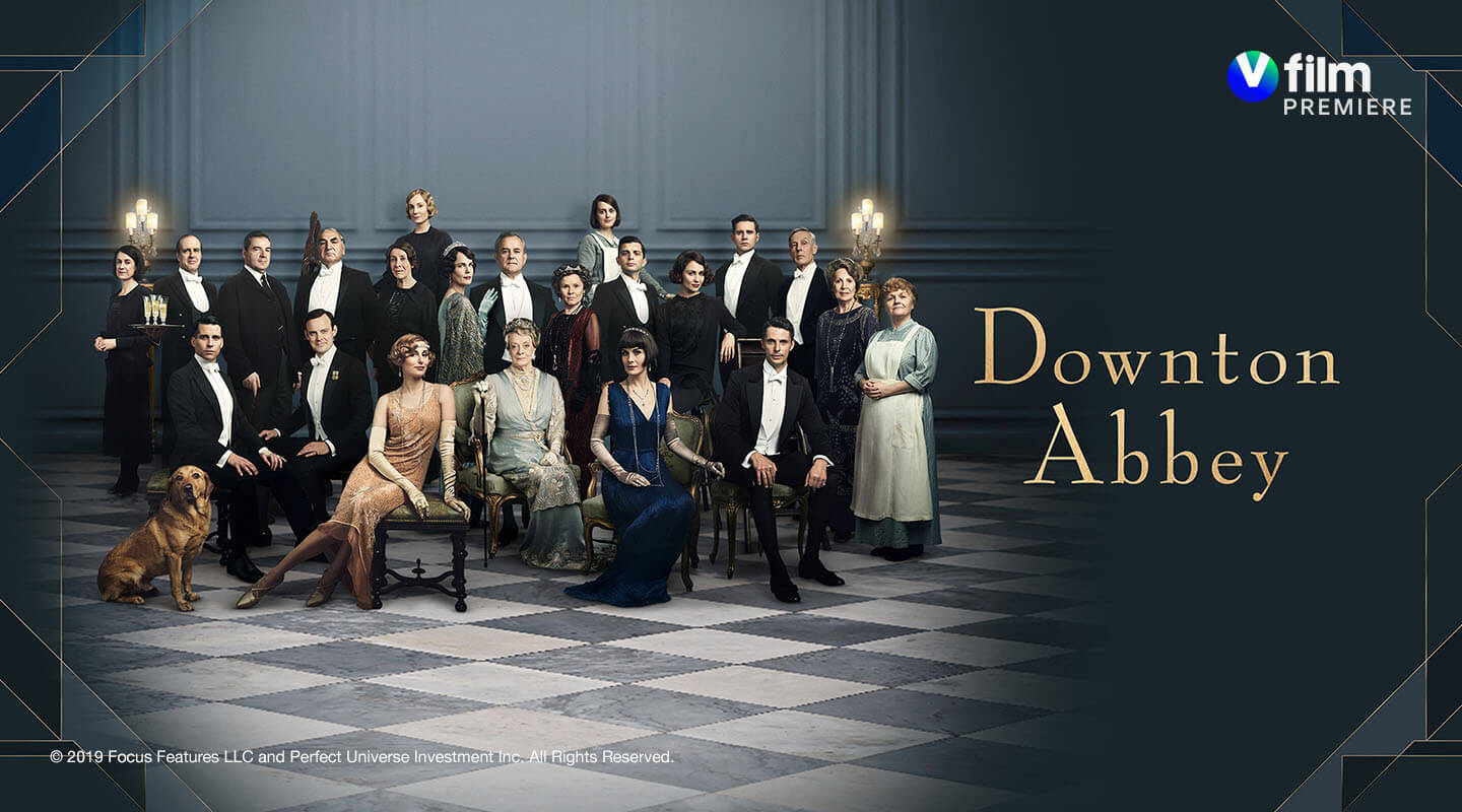 Downton Abbey – V film premiere
