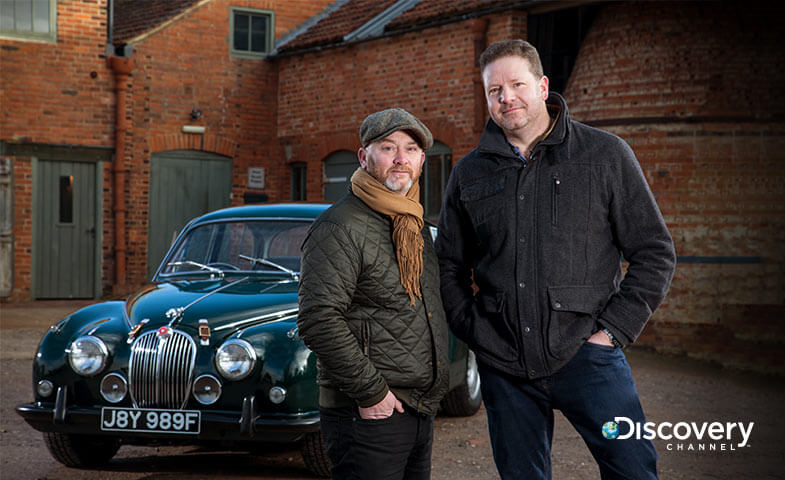 Discovery - Salvage hunters