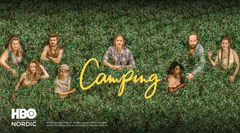 HBO Camping Split
