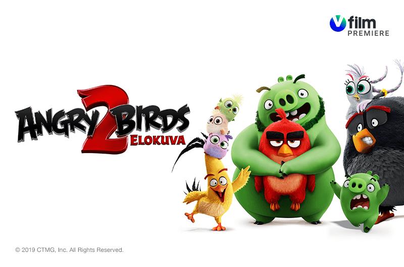 Angry Birds -elokuva 2 – V film premiere